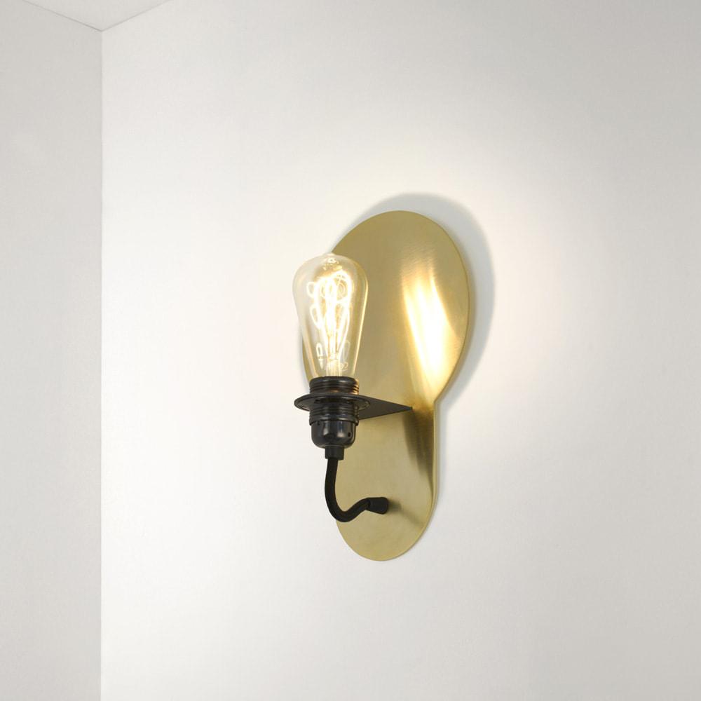 Deity Keyhole Wall Lights Satelight Design