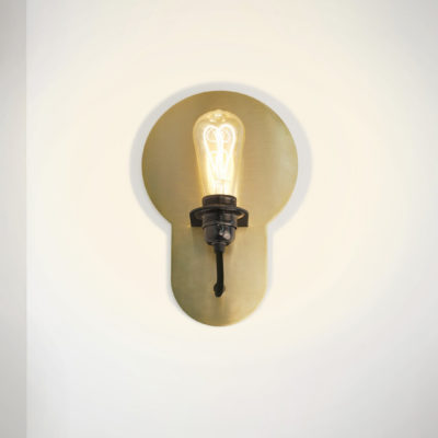 Deity Keyhole Wall Lights