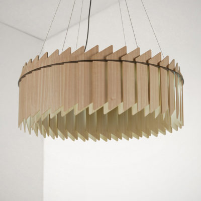 Crown Sawtooth Pendant Lights