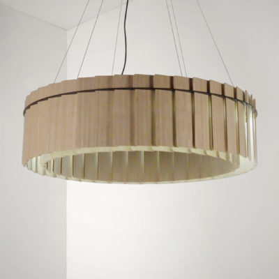 Crown Square Pendant Lights
