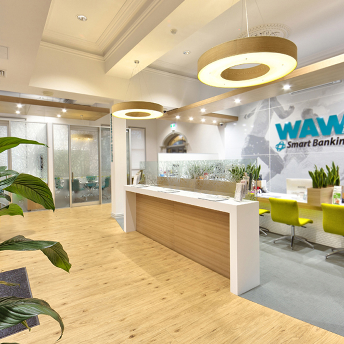 WAW Credit Union Branches