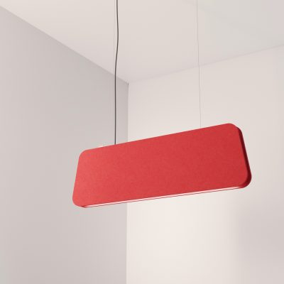 Reverb Trap Pendant light