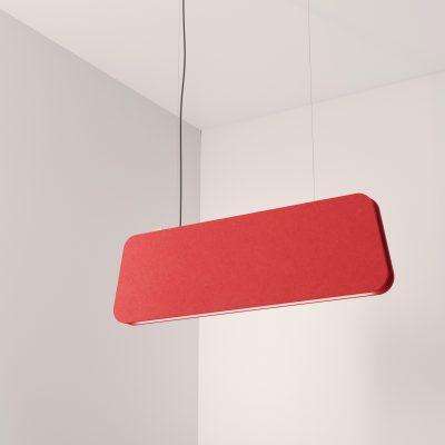 Reverb Trap Pendant light