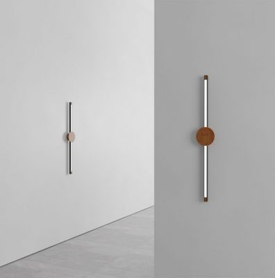 Ionic Wall/Ceiling light